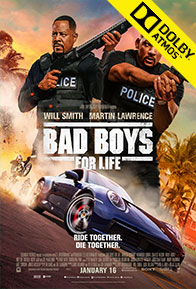 2D - ATMOS : BAD BOYS FOR LIFE