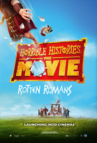 HORRIBLE HISTORIES THE MOVIE- ROTTEN ROMANS